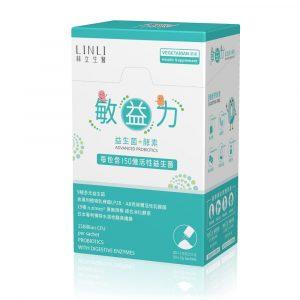 敏益力 益生菌+酵素 / 3盒