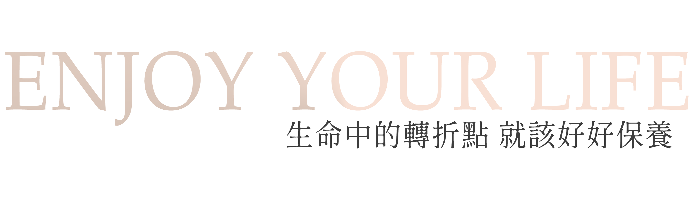 ENJOY YOUR LIFE01